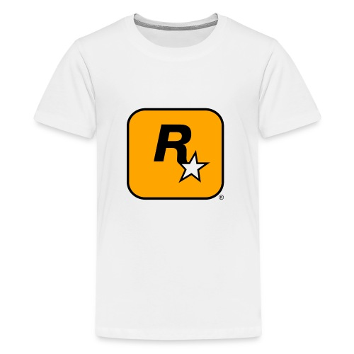 Rockstar Games Theme - Kids' Premium T-Shirt
