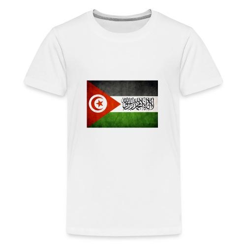 tunisia palestine United - Kids' Premium T-Shirt