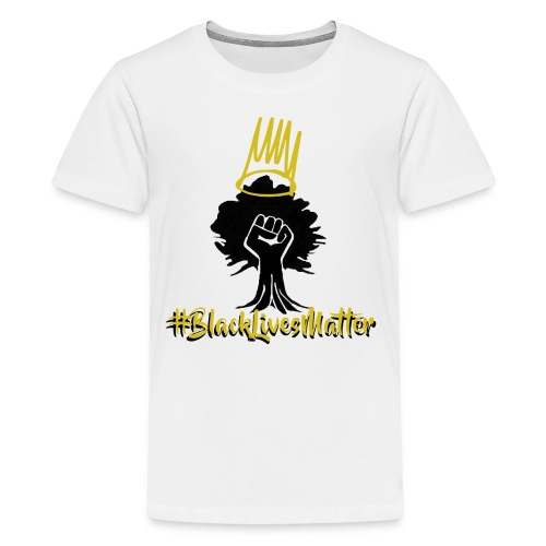 BLM Shirts - Kids' Premium T-Shirt