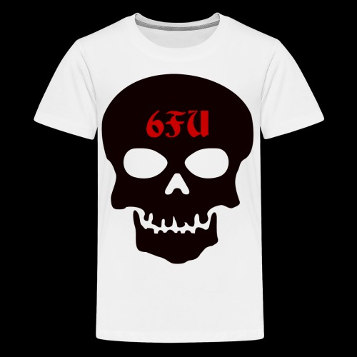 6fu 1st line - Kids' Premium T-Shirt