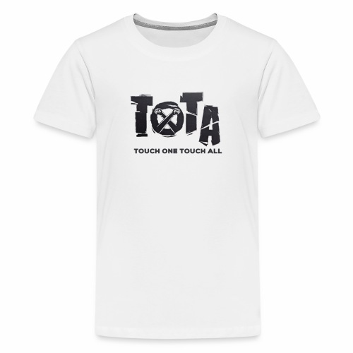Touch One Touch All original logo - Kids' Premium T-Shirt