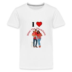 I Love MTC - Kids' Premium T-Shirt