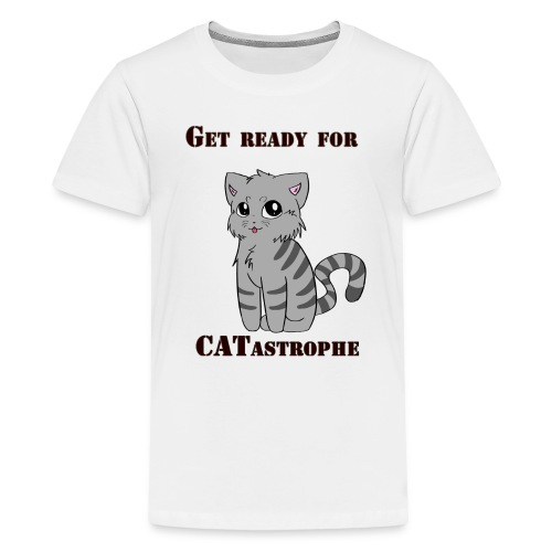 CATastrophe - Kids' Premium T-Shirt