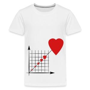 Love Diagram - Kids' Premium T-Shirt