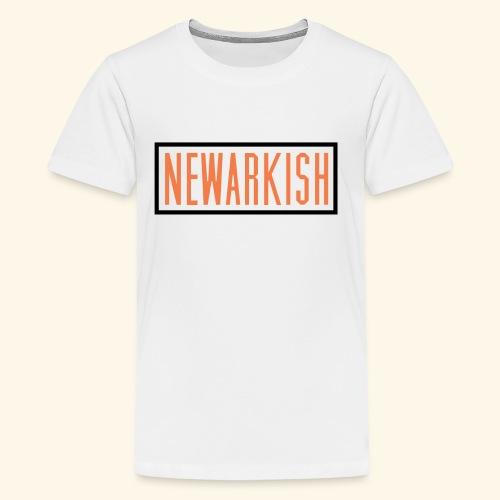 Newarkish Logo T - Kids' Premium T-Shirt