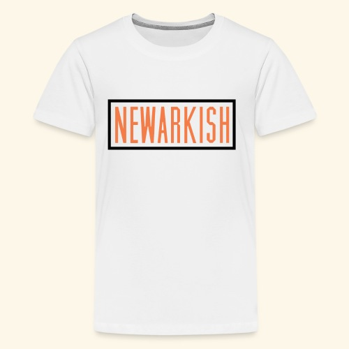 Newarkish Logo T - Kids' Premium T-Shirt