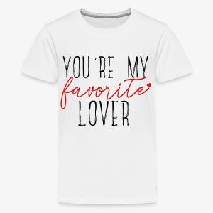 Favorite Lover - Kids' Premium T-Shirt