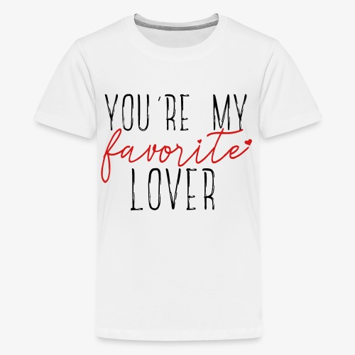 Favorite Lover - Kids' Premium T-Shirt