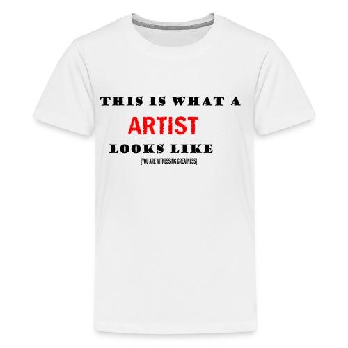 Art tee - Kids' Premium T-Shirt