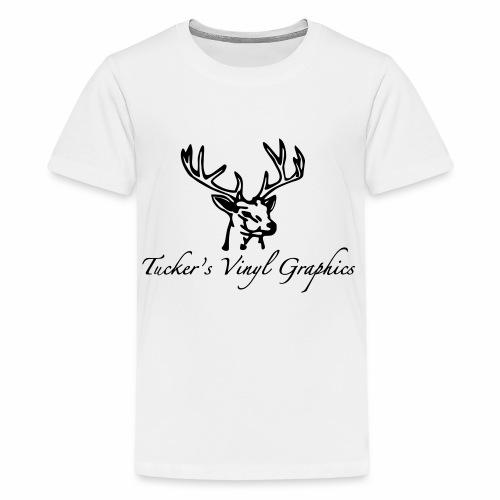 Tucker's Vinyl Graphics - Kids' Premium T-Shirt