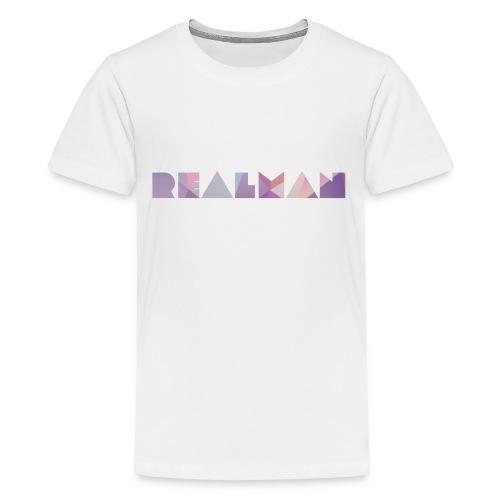 REALMAN Merch - Kids' Premium T-Shirt