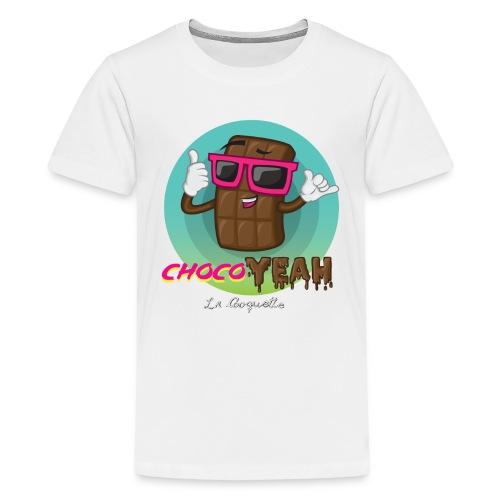 ChocoYEAH - Kids' Premium T-Shirt