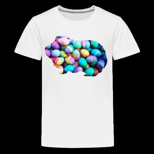 Easter Egg Guinea Pig - Kids' Premium T-Shirt