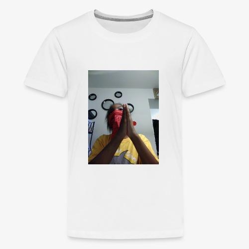 Queen_Rie_Rie - Kids' Premium T-Shirt