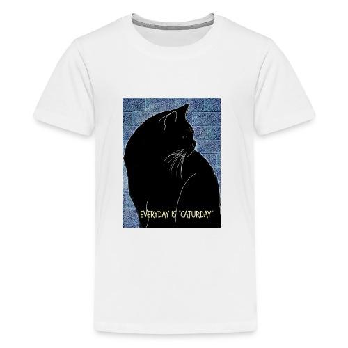 Caturday - Kids' Premium T-Shirt
