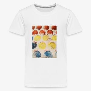 circles of colour - Kids' Premium T-Shirt