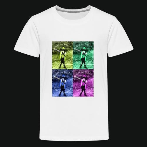 4F304B04 DFA2 4DCA B666 27AF66A1973C - Kids' Premium T-Shirt