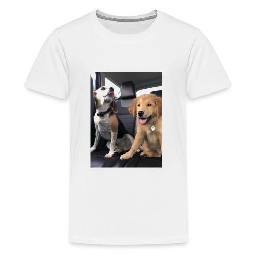 My dogs - Kids' Premium T-Shirt
