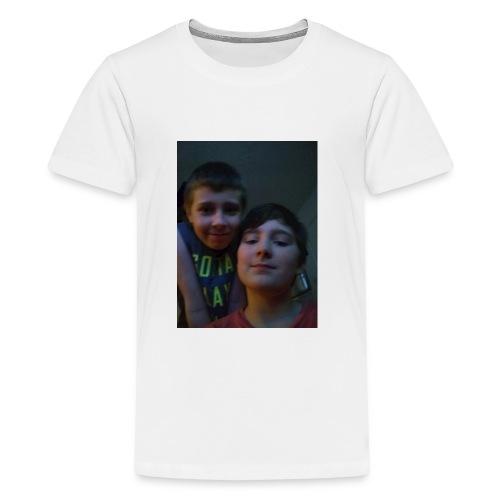 Aiden and evan - Kids' Premium T-Shirt