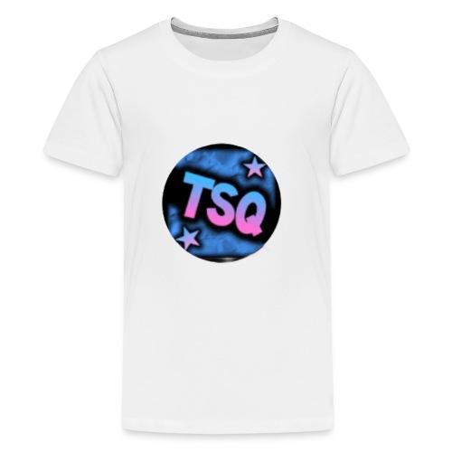 TSQ logo - Kids' Premium T-Shirt
