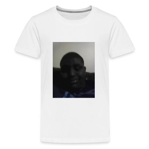 Tyler's new shirts - Kids' Premium T-Shirt
