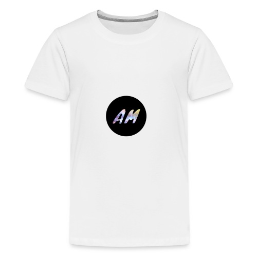 AM logo - Kids' Premium T-Shirt