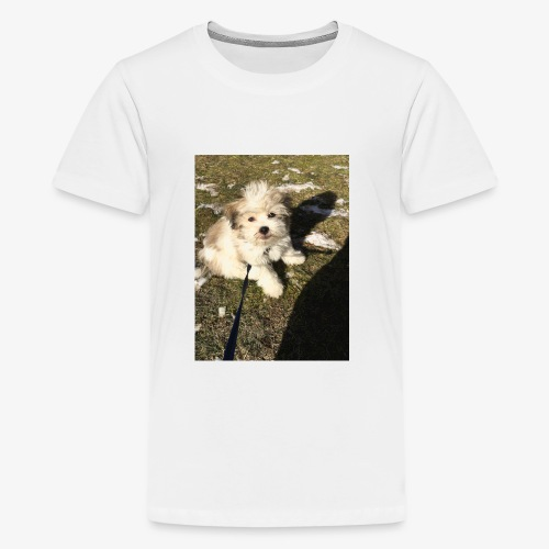Rocky Having Fun - Kids' Premium T-Shirt