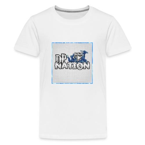 DP Nation Official Merch - Kids' Premium T-Shirt