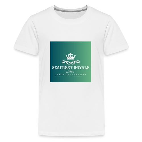SeaCrest Royale Logo - Kids' Premium T-Shirt