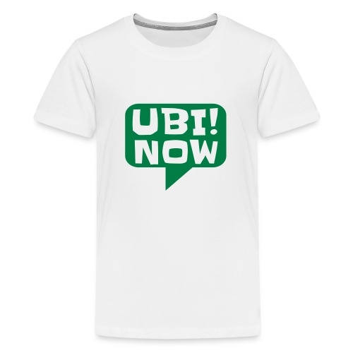 The movement - UBI NOW - Kids' Premium T-Shirt