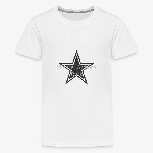 Michael Anthony Fitness - Kids' Premium T-Shirt