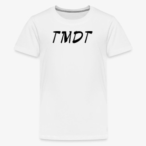 Official TMDT brand logo. - Kids' Premium T-Shirt