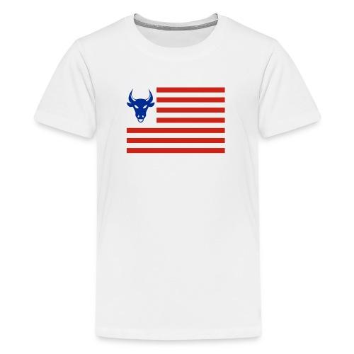 PivotBoss Flag - Kids' Premium T-Shirt