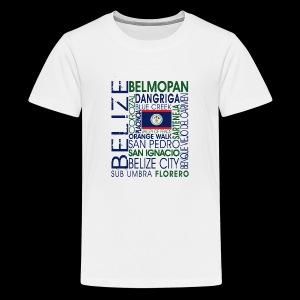 OC BELIZE - Kids' Premium T-Shirt
