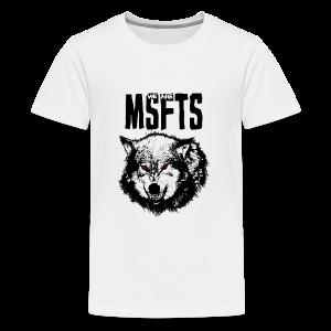WeAreMSFTS Pack of Misfits Logo - Kids' Premium T-Shirt