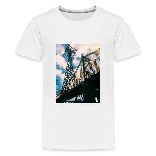 Ed Koch bridge - Kids' Premium T-Shirt