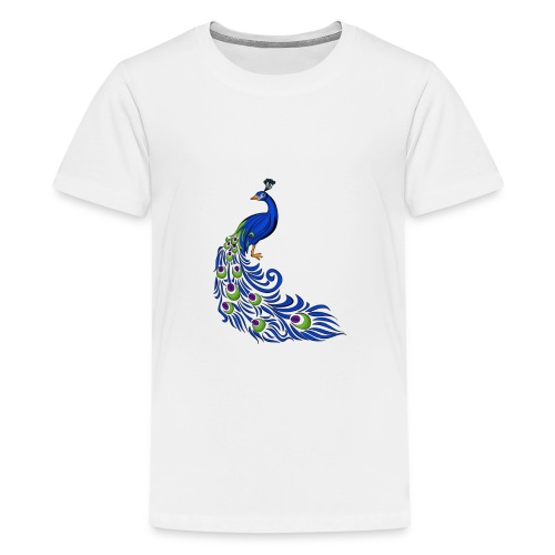 peacock - Kids' Premium T-Shirt
