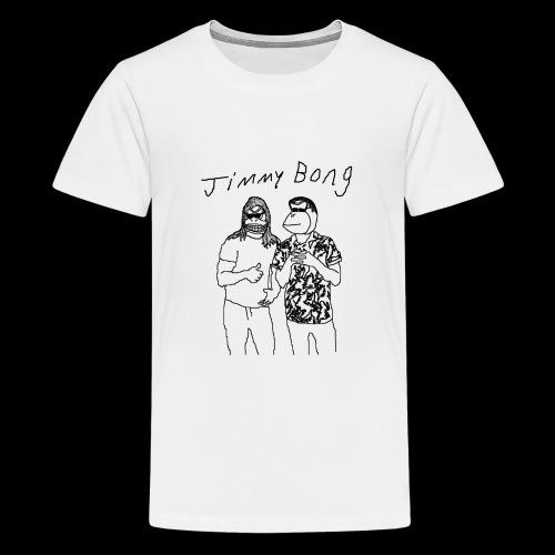 jimmy bong bros - Kids' Premium T-Shirt