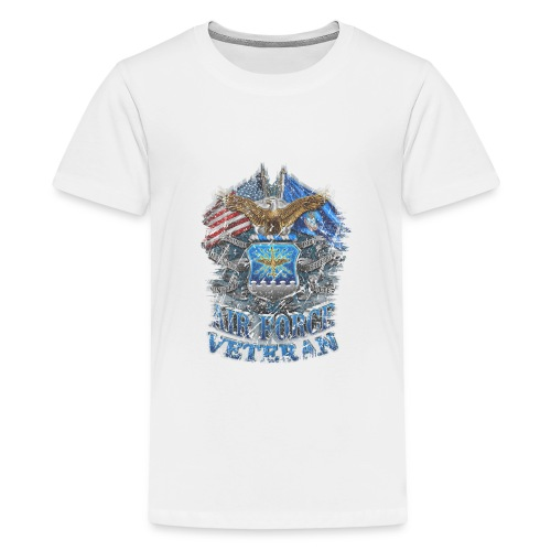 Air Force Veteran - Kids' Premium T-Shirt