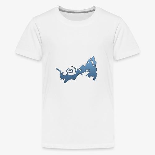 Lake Beulah - Kids' Premium T-Shirt