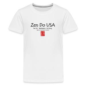 Zen Do USA - Kids' Premium T-Shirt