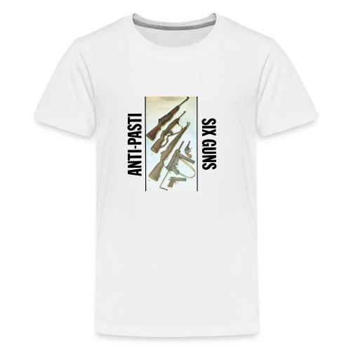 anti pasti - Kids' Premium T-Shirt