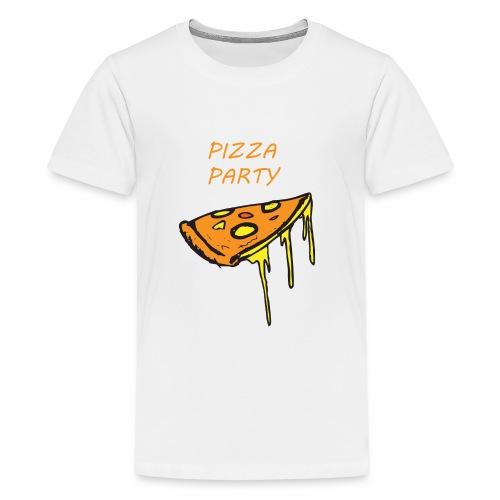 Pizza Party - Kids' Premium T-Shirt