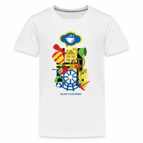 Blow your mind - Kids' Premium T-Shirt