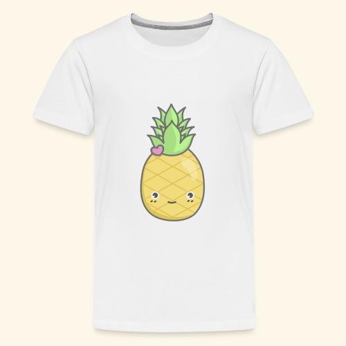 Pineapple Squad - Female - Kids' Premium T-Shirt