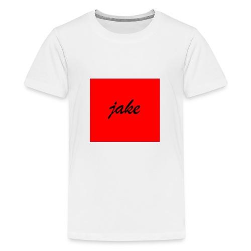 jake_box - Kids' Premium T-Shirt