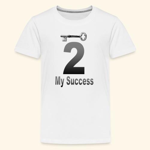 The key to my success - Kids' Premium T-Shirt