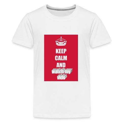 20180111 212441 - Kids' Premium T-Shirt