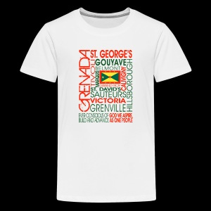 OC Grenada - Kids' Premium T-Shirt