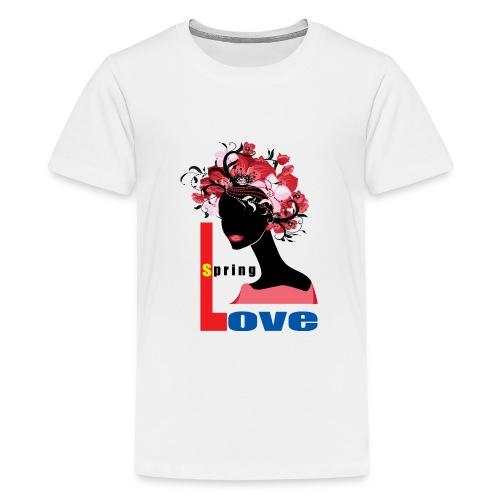 Spring Season Tshirt - Kids' Premium T-Shirt